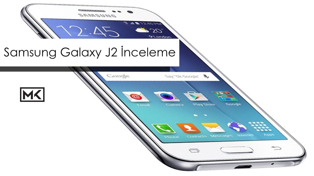 Samsung Galaxy J2 Özellikleri ve Fiyatı