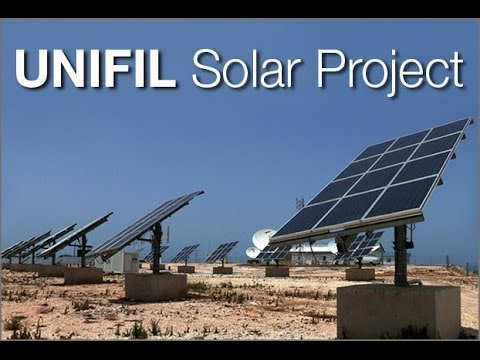 UNIFIL Solar Project