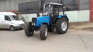видео Трактор