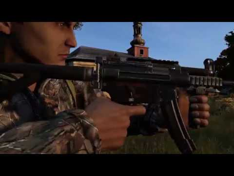 DayZ 0.63 Dev Log / Gamescom DEMO
