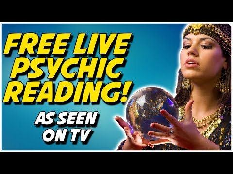 Free Live Psychic Reading