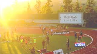 1500 Women Session 2 USATF Distance Classic Los Angeles 18 May 2017