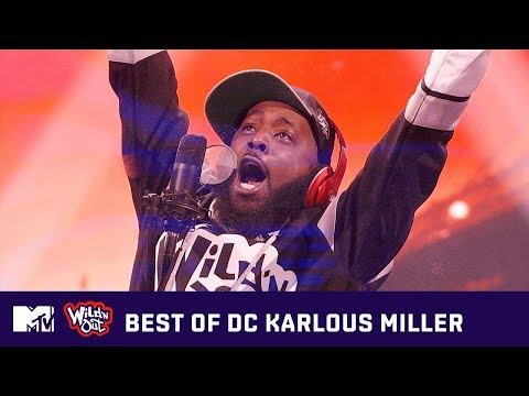Karlous MillersBEST Freestyle Battles & Most Hilarious Insults (Vol. 1) | Wild N Out | MTV