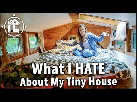 Living in a Tiny House Stinks (Sometimes)