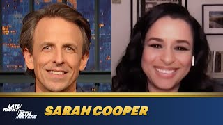 Sarah Cooper Reveals Why Trump Blocked Her on Twitter in 2017
