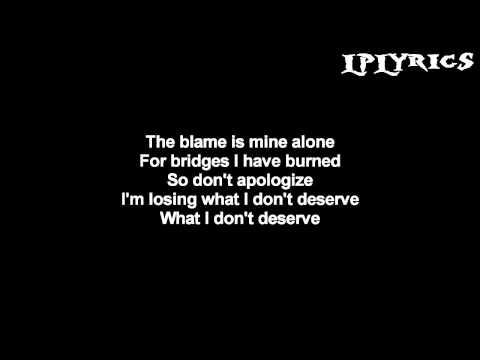Linkin Park - Fallout [Lyrics on screen] HD