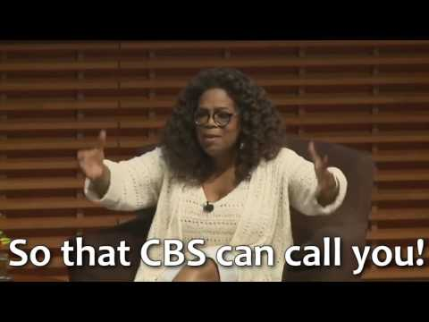 Oprah Winfrey - What is the next right move?