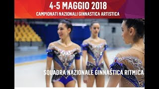 Teaser 2 Campionati Serie A e B GAM/GAF 2018 - Dai respiro alla ricerca!