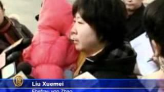 China-Milchskandal: Leiter einer Selbsthilfegruppe zu zweieinhalb Jahren Haft verurteilt