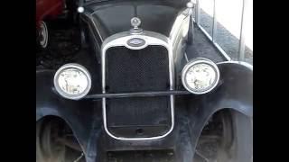 1928 chevy engine