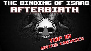 TOP 10 HATED ENEMIES!