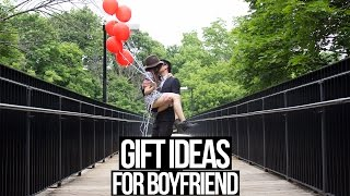 Gift Ideas for Boyfriend