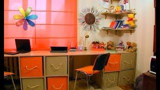 Как сделать уголок для ребенка в однокомнатной квартире – Все буде добре. Выпуск 1117 от 06.11.17