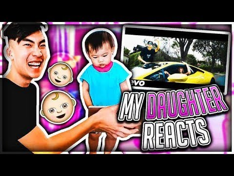 Thumbnail: My Daughter REACTS to my DISS TRACKS