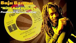 Buju Banton - Hills And Valleys (Penthouse Records) 1998