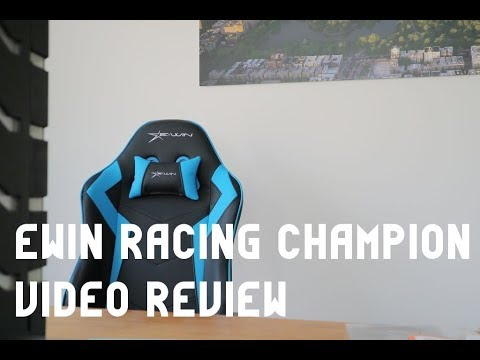 Ewin Racing Champion Gaming Chair - Unbeatable Price/performance?