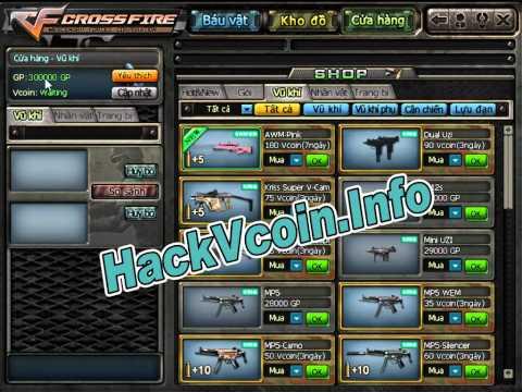 Quay Sung Bau Vat Crossfire Dot Kich 2011 HackVcoin Info