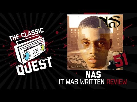 Nas - It Was Written Review