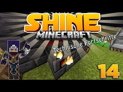 Alumite Pickaxe & Fusion Furnace! - SHINE Ep. 14 [4k/Aut]