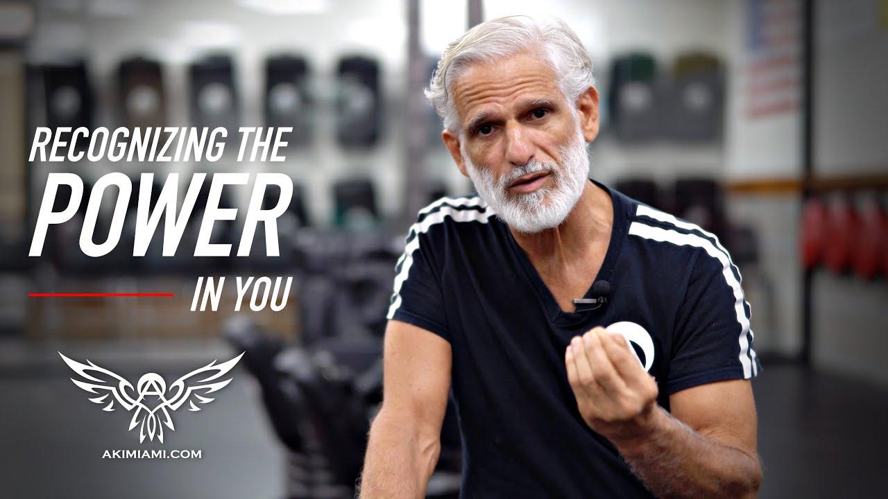 Recognizing The Power In You | American Karate Institute | AKI Miami