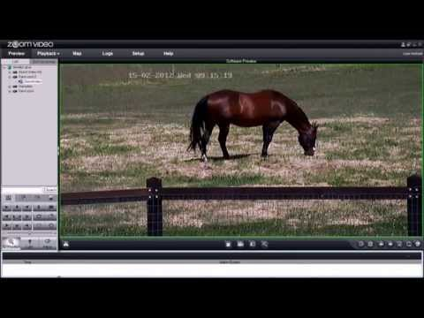 Security Cameras Sydney - Zoom Video Remote Controlled Camera