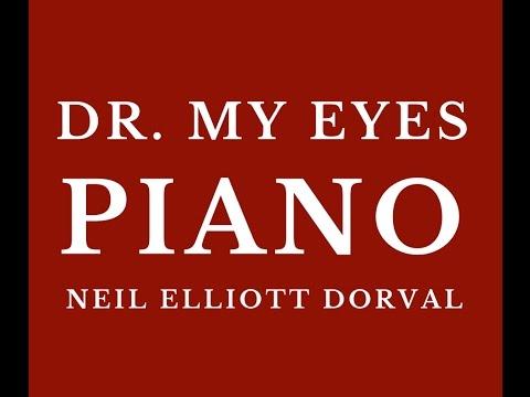 Dr My Eyes Live Neil Elliott Dorval Piano Jackson Browne Piano