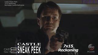 "Castle 7x15 Sneak Peek # 1 ""Reckoning"" (HQcc) Castle 3XK Where Is She Season 7 Episode 15 Sneak |1|"