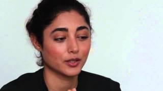 Golshifteh Farahani, entretien post-it Télérama