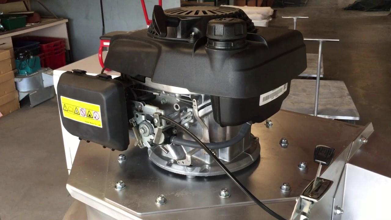 Honda Gcv160 Throttle Control Youtube