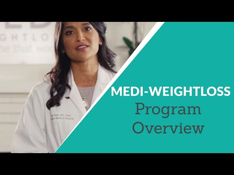 Medi Weightloss Program Overview Youtube
