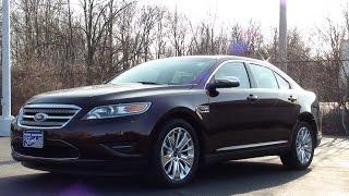 MVS - 2011 Ford Taurus Limited