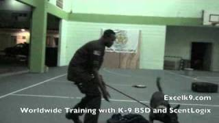 Excel K-9 Training Worldwide Training 2010