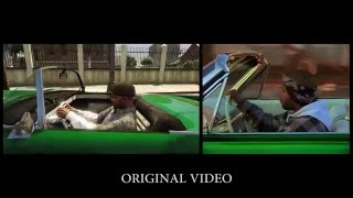 GTA V It Was A Good Day Side By Side Comparison