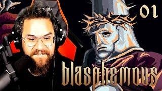 LE PÉNITENT LE PASSE | Blasphemous (01)