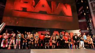 Repeat youtube video WWE Raw 2016 New Official 14th Theme Song for 30 minutes