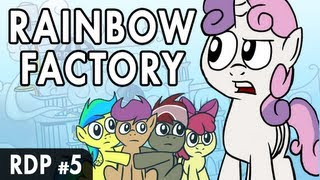 Rainbow Dash Presents: Captain Hook the Biker Gorilla