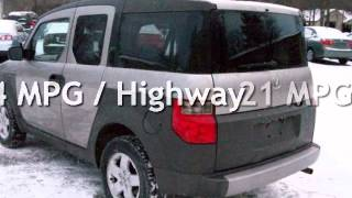 2004 Honda Element EX for sale in ROME, NY