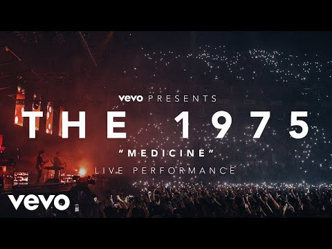 The 1975  Medicine   Presents:  at The O2, London