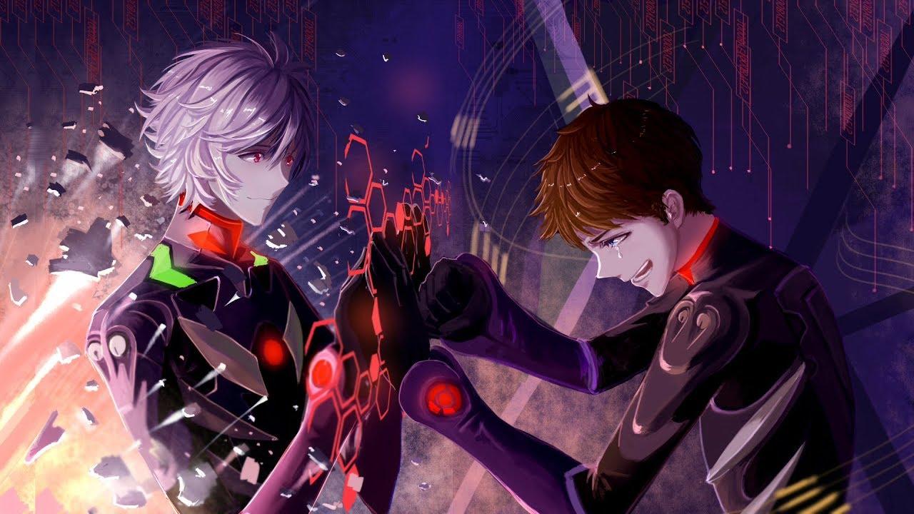 Neon Genesis Evangelion Bs