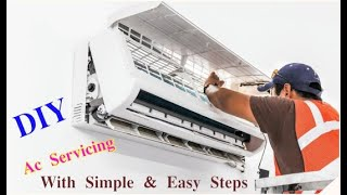 LG Split Ac DIY | How to repair AC Tips | Air Condition Cleaning Yourself, Tech today