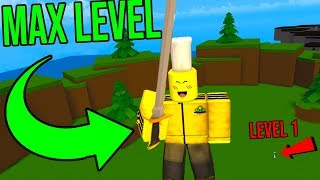 ROBLOX BIG SWORD SIMULATOR *SWISH SWOOSH STAB!*
