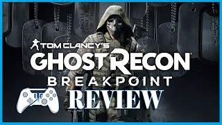 Ghost Recon Breakpoint Review (Video Game Video Review)
