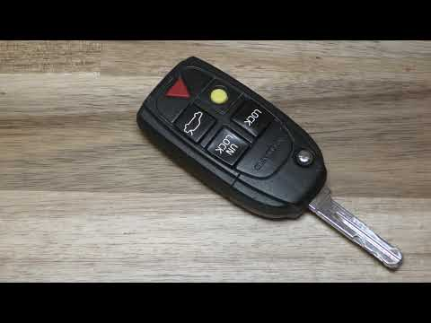 Volvo Smart Key Fob Battery Replacement – DIY
