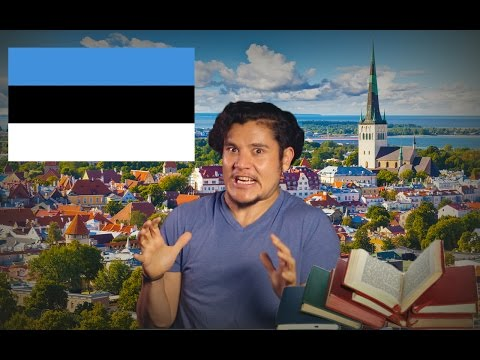 Researching ESTONIA!