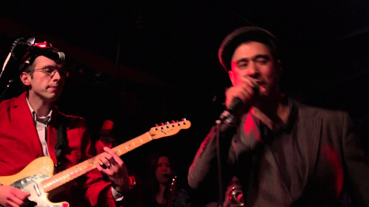 """Wherever You Go"" by Pressure Cooker, Live at the Middle East 12/22/12"