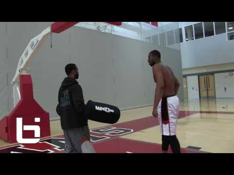 IN THE LAB - BIG MAN WORKOUT