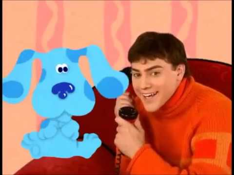 Blue's Clues - Blue's First Holiday: Mail Time