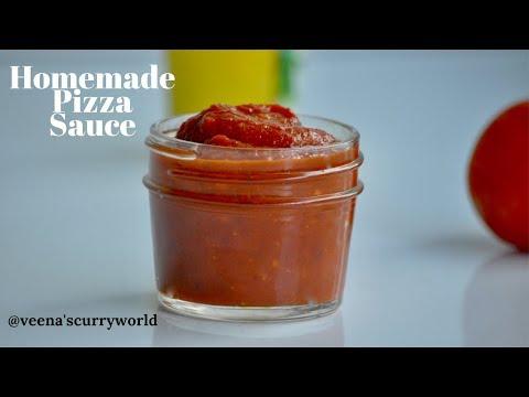 Quick & Tasty Homemade Pizza Sauce || എളുപ്പത്തിൽ അടിപൊളി പിസ്സ സോസ് ||Ep:682