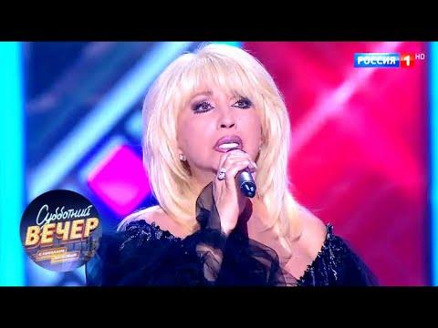 Ирина Аллегрова. Все песни на Субботнем вечере