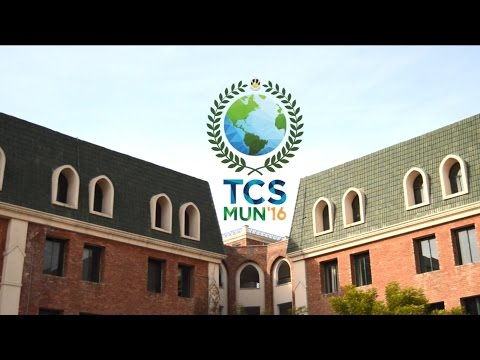 TCSMUN'16 - Highlights